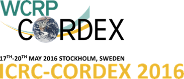 Logotype for the ICRC-CORDEX 2016