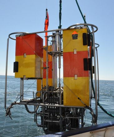 The Gothenburg Big Benthic lander, an autonomous lander for underwater measurements