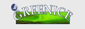 GREENICE logo