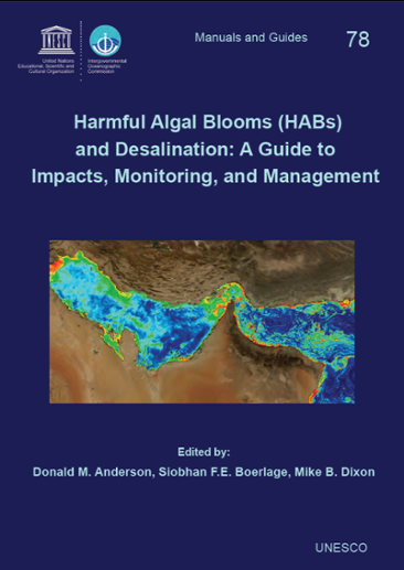 Rapporten Harmful Algal Blooms (HABs) and Desalination: A Guide to Impacts, Monitoring, and Management