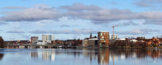 Umeå by day