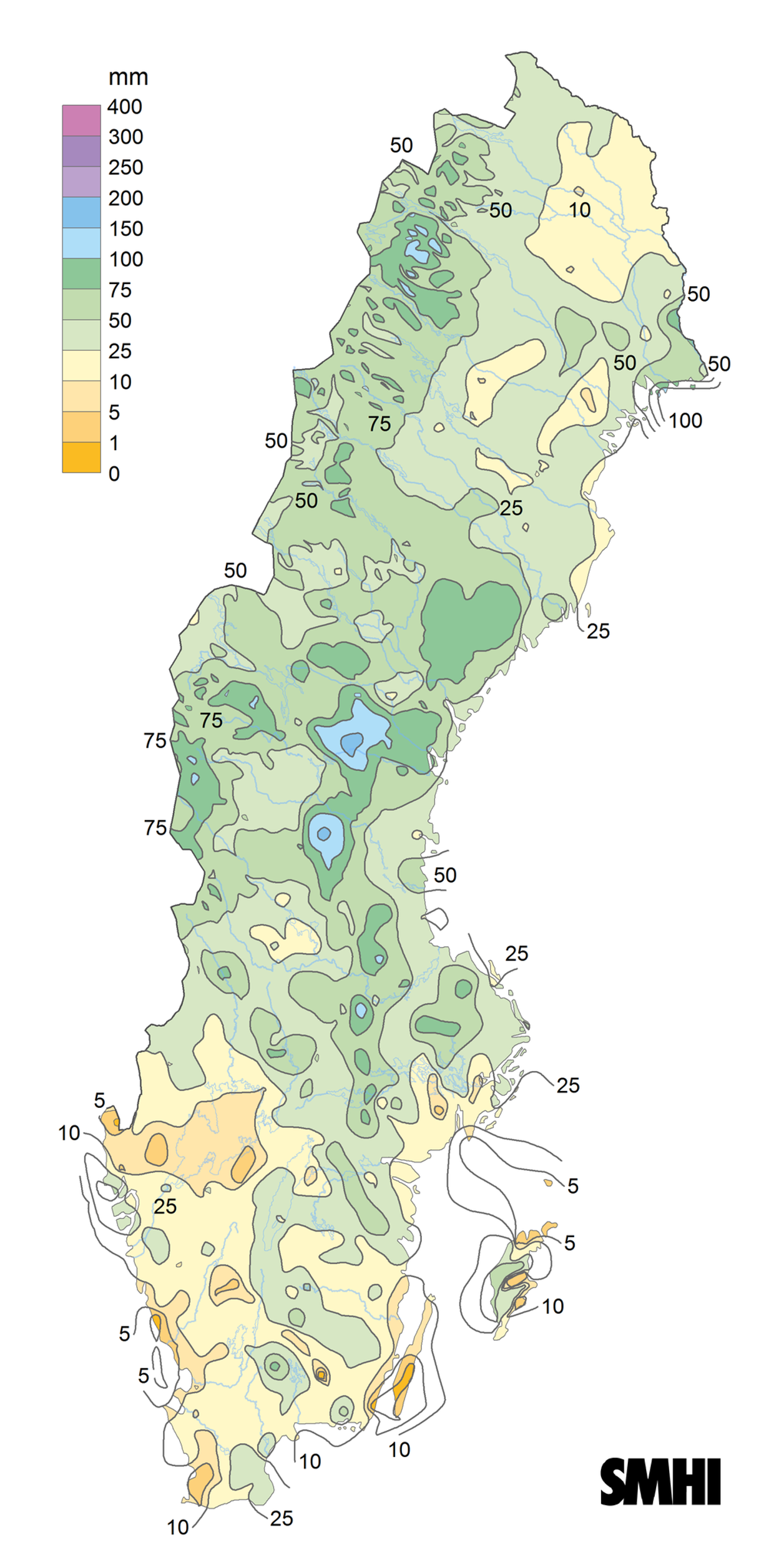Karta Over Skogsbrander I Sverige.Juli 2018 Langvarig Hetta Och Svara Skogsbrander Smhi