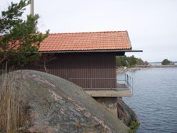 Tide gauge Marviken