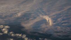 Bild som visar moln och rök