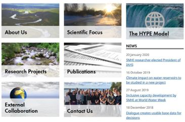 Go back to hydrology homepage
