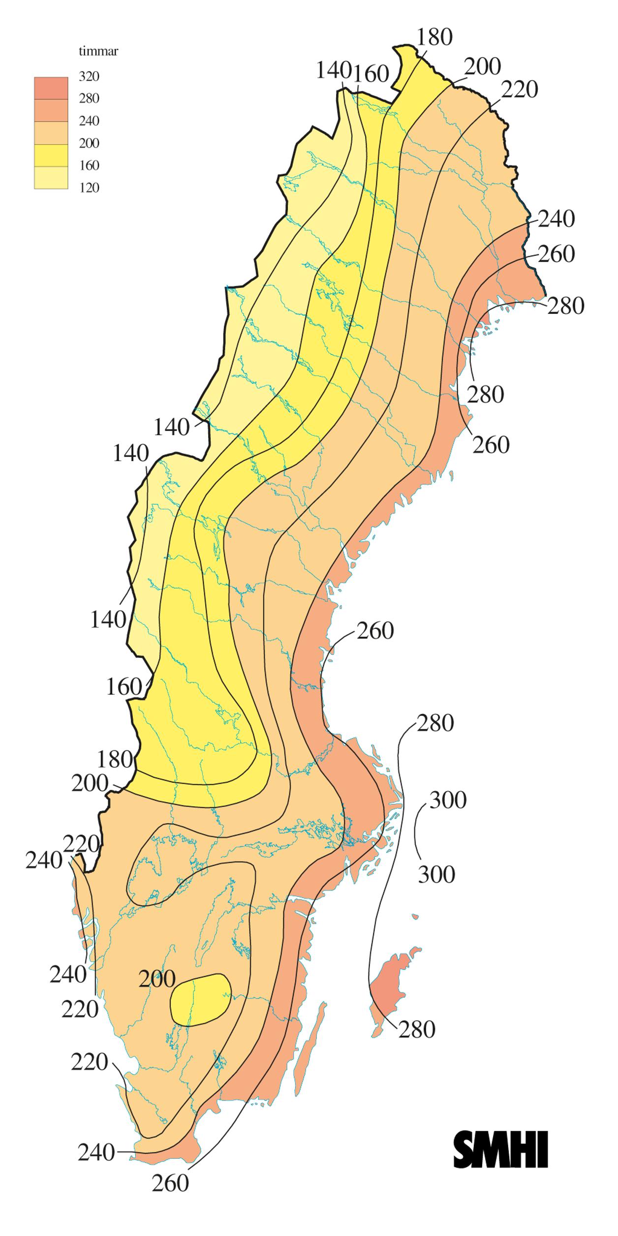 Mariestad Klimat