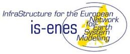 FP7 IS ENES logo