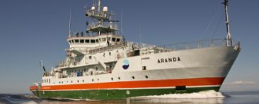 Research Vessel Aranda