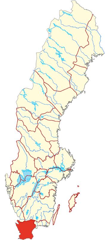 Skånes Klimat Smhi