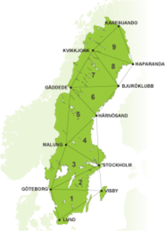 Click on the map you will be linked to a site in Swedish