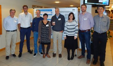 The organising committee for the HEPEX meeting and the main speakers